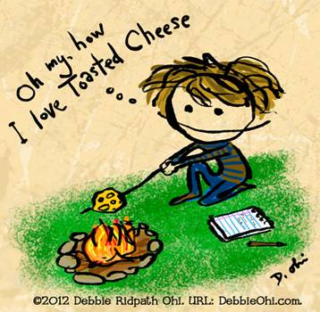 Toasted Cheese comic