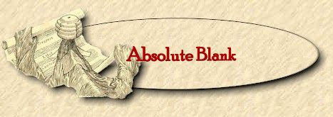 Absolute Blank