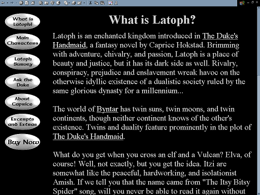 :: What is Latoph? ::