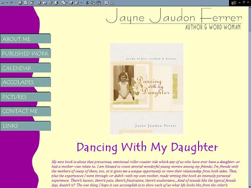 :: Jayne Jaudon Ferrer ::
