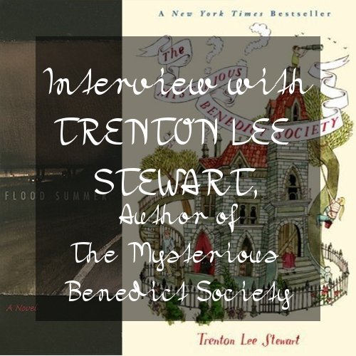 Interview with Trenton Lee Stewart