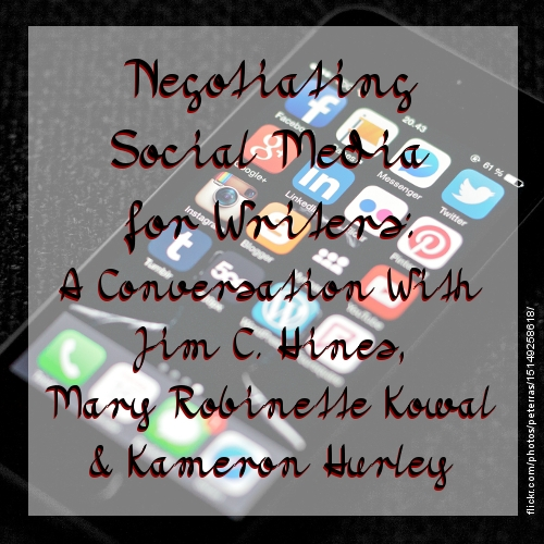 Negotiating Social Media for Writers