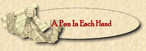 A Pen In Each Hand
