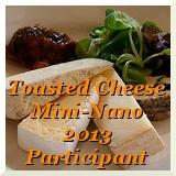 Mini-Nano 2013 Participant Badge